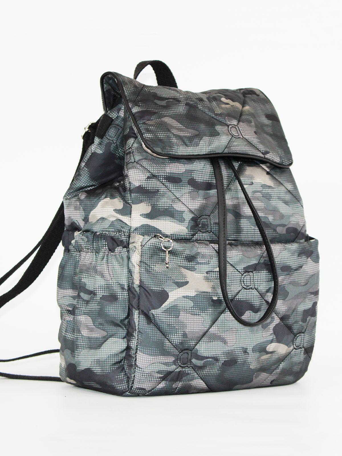Рюкзак в камуфляжный принт   5636730