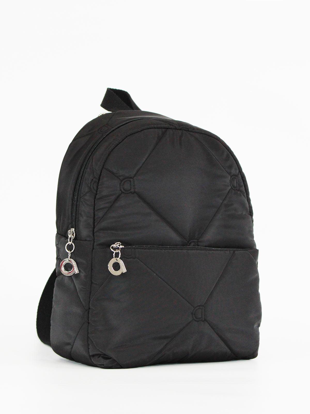Рюкзак черный   5636731