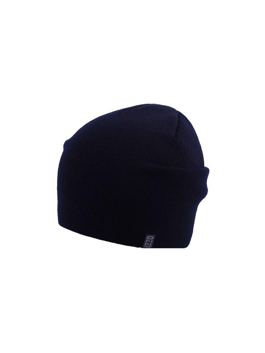 Шапка темно-синя | 5639661