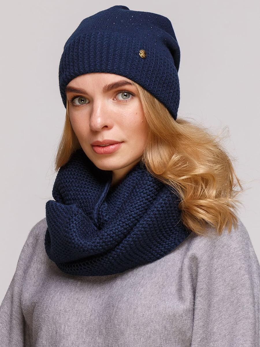 Комплект: шапка і шарф-снуд | 5640415