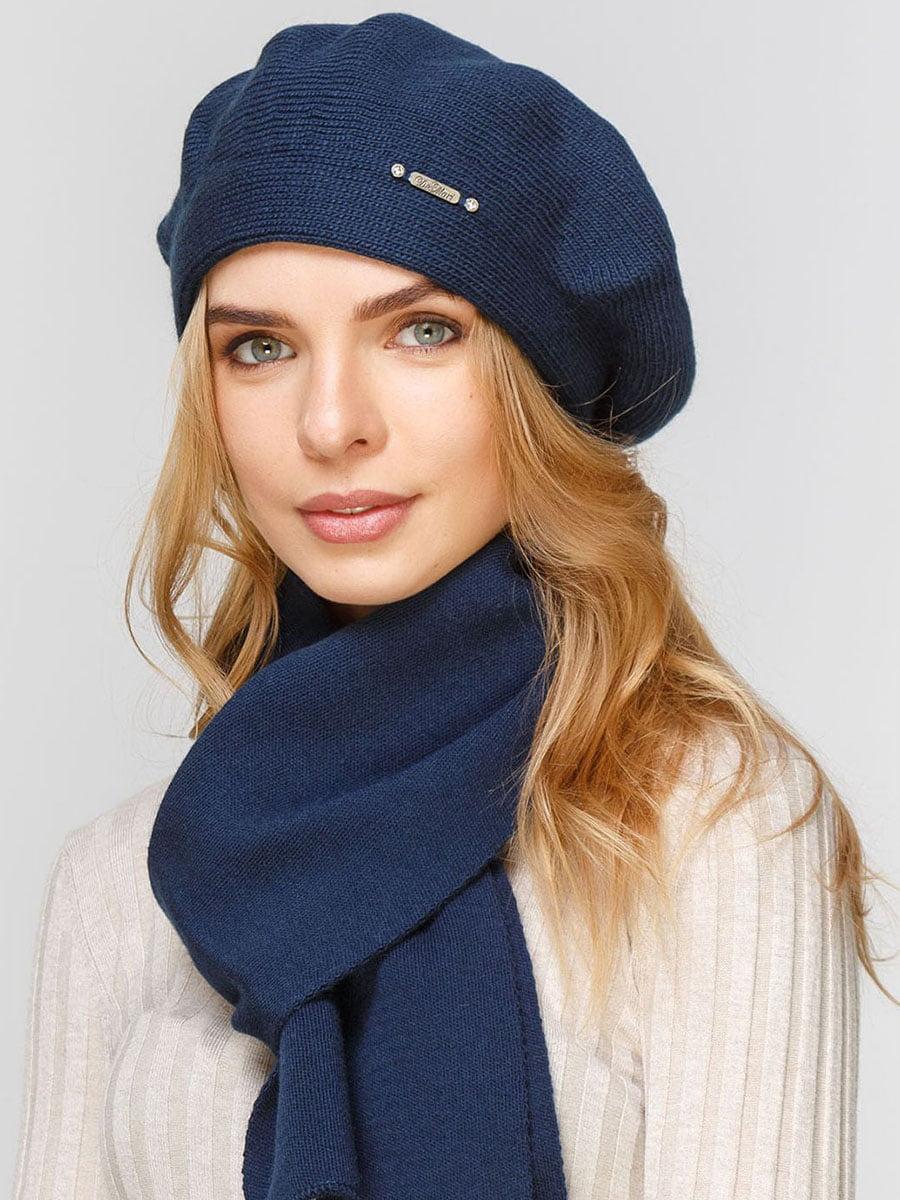 Комплект: берет і шарф-снуд | 5640479