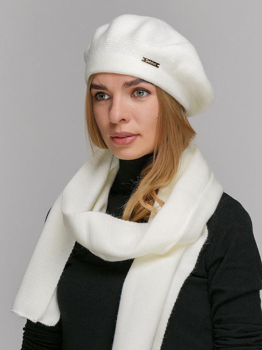 Комплект: берет и шарф-снуд | 5640481