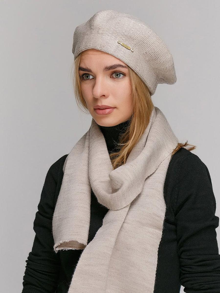 Комплект: берет і шарф-снуд | 5640483