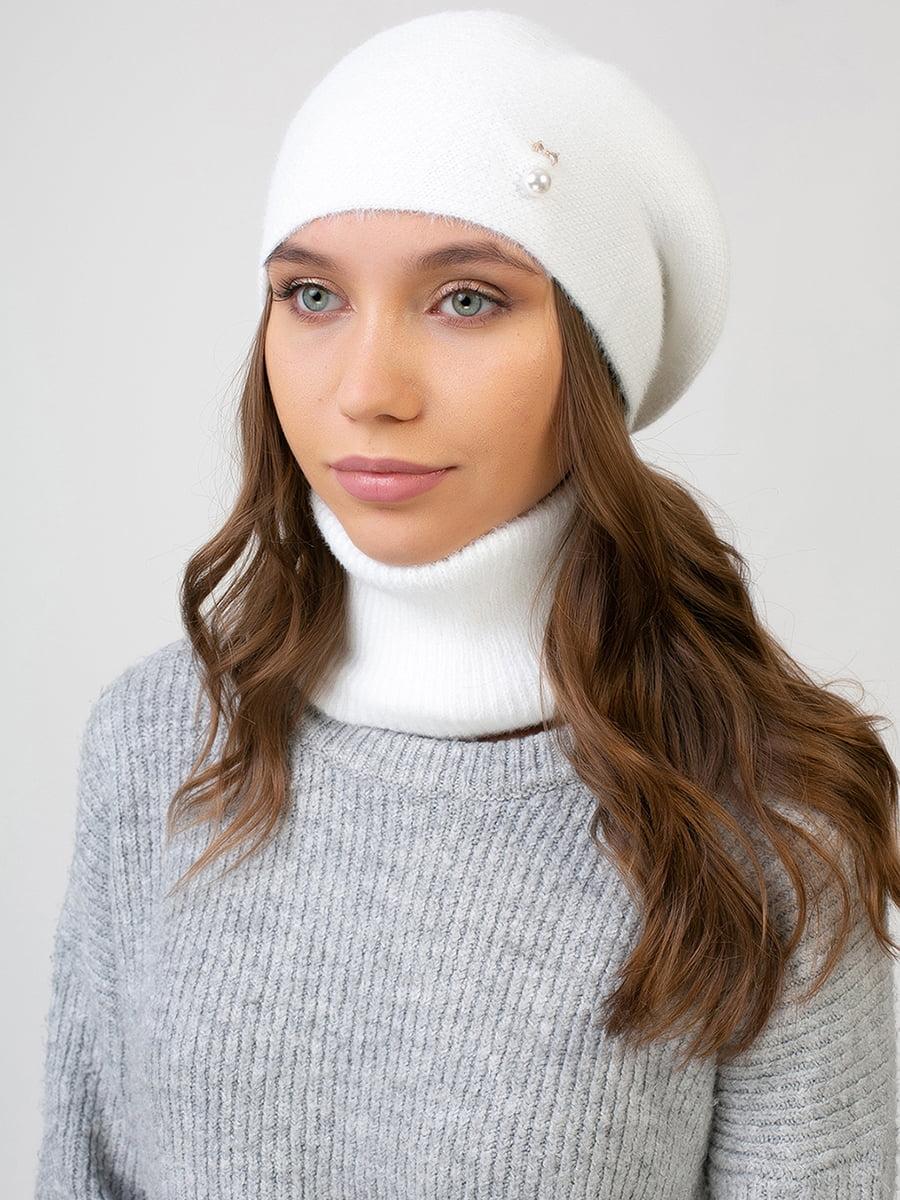 Комплект: шапка и шарф-снуд | 5640721