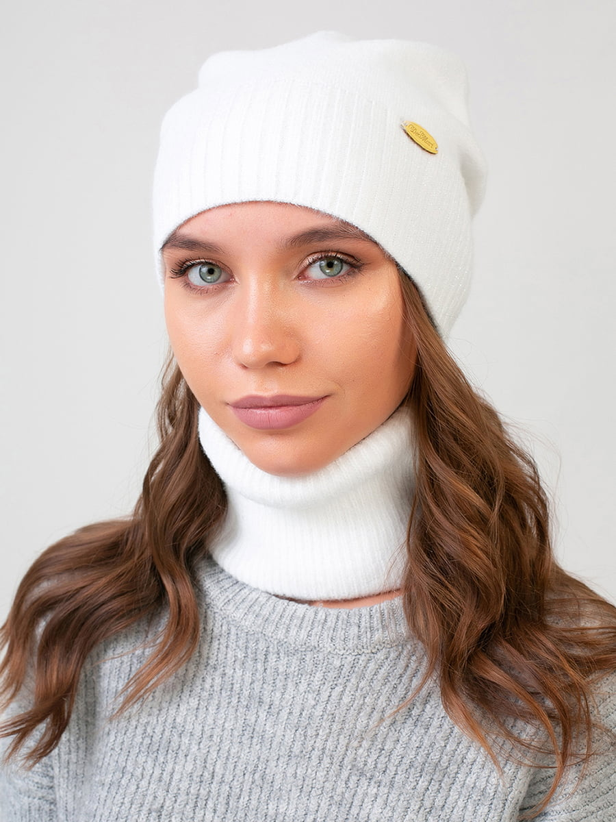 Комплект: шапка і шарф-снуд | 5640726