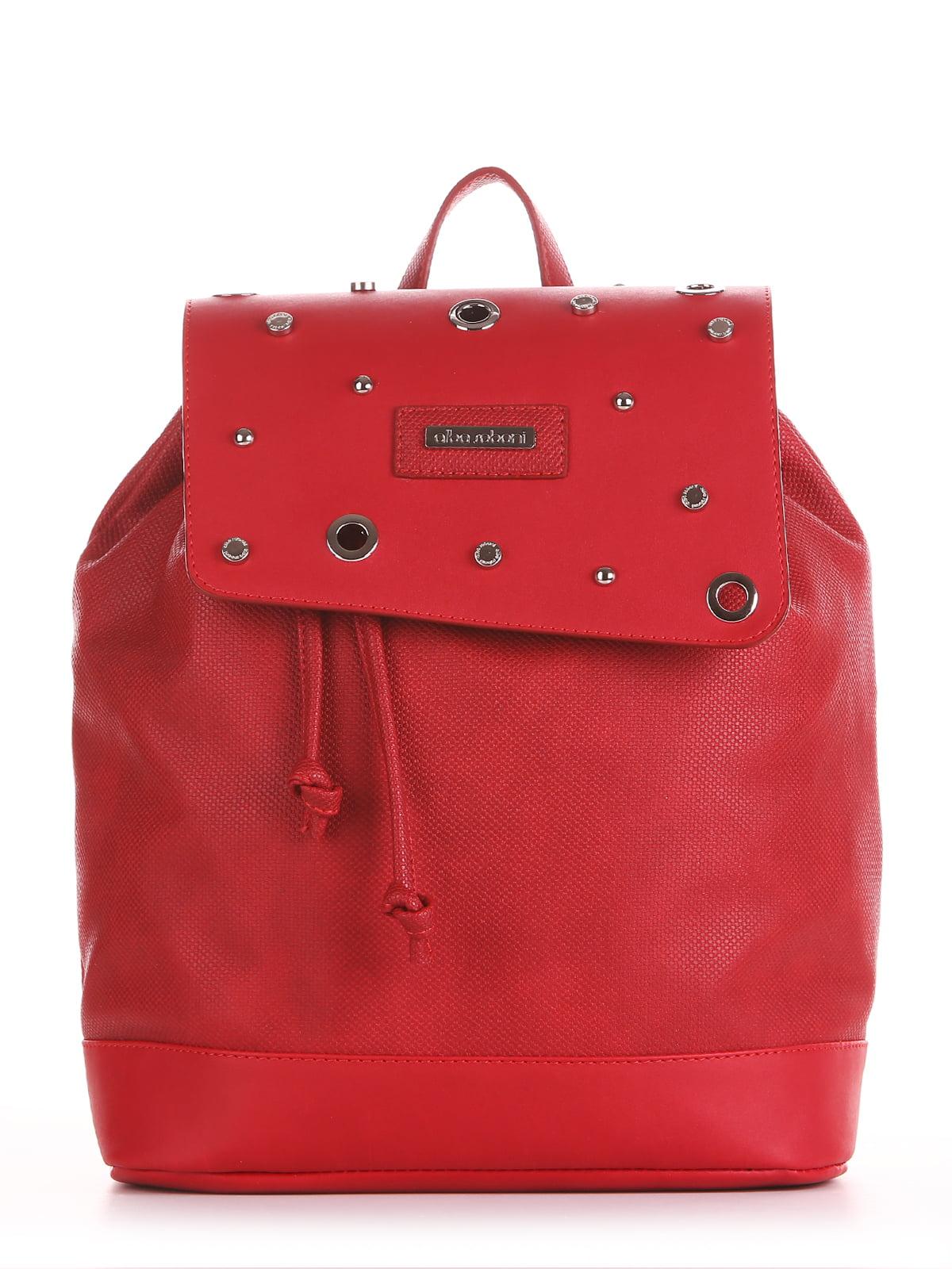 Рюкзак красный   5641273