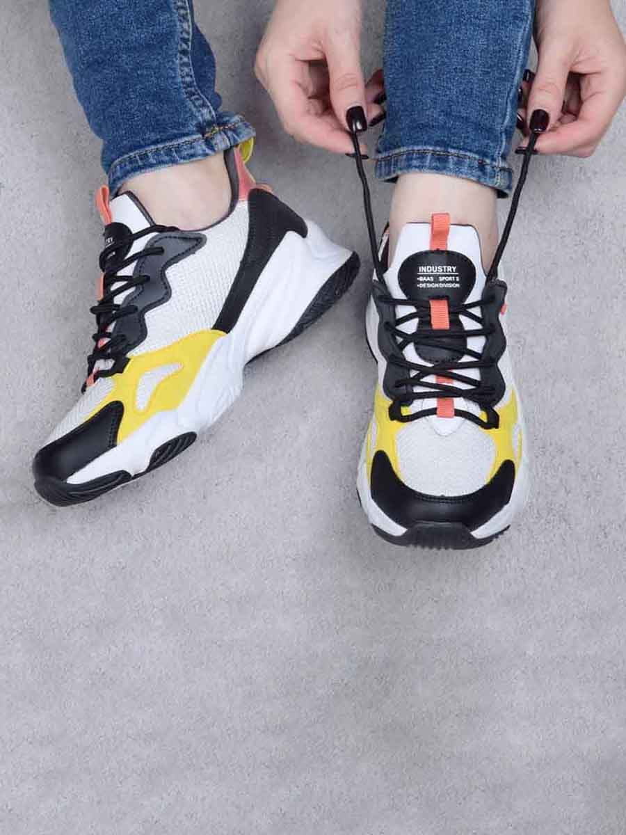 Кросівки різнокольорові | 5644097