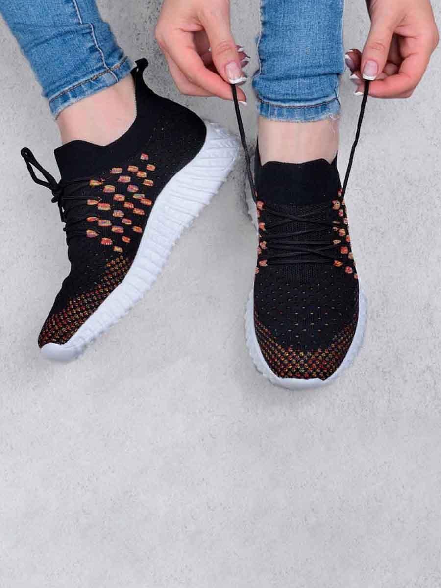 Кросівки чорні | 5644238