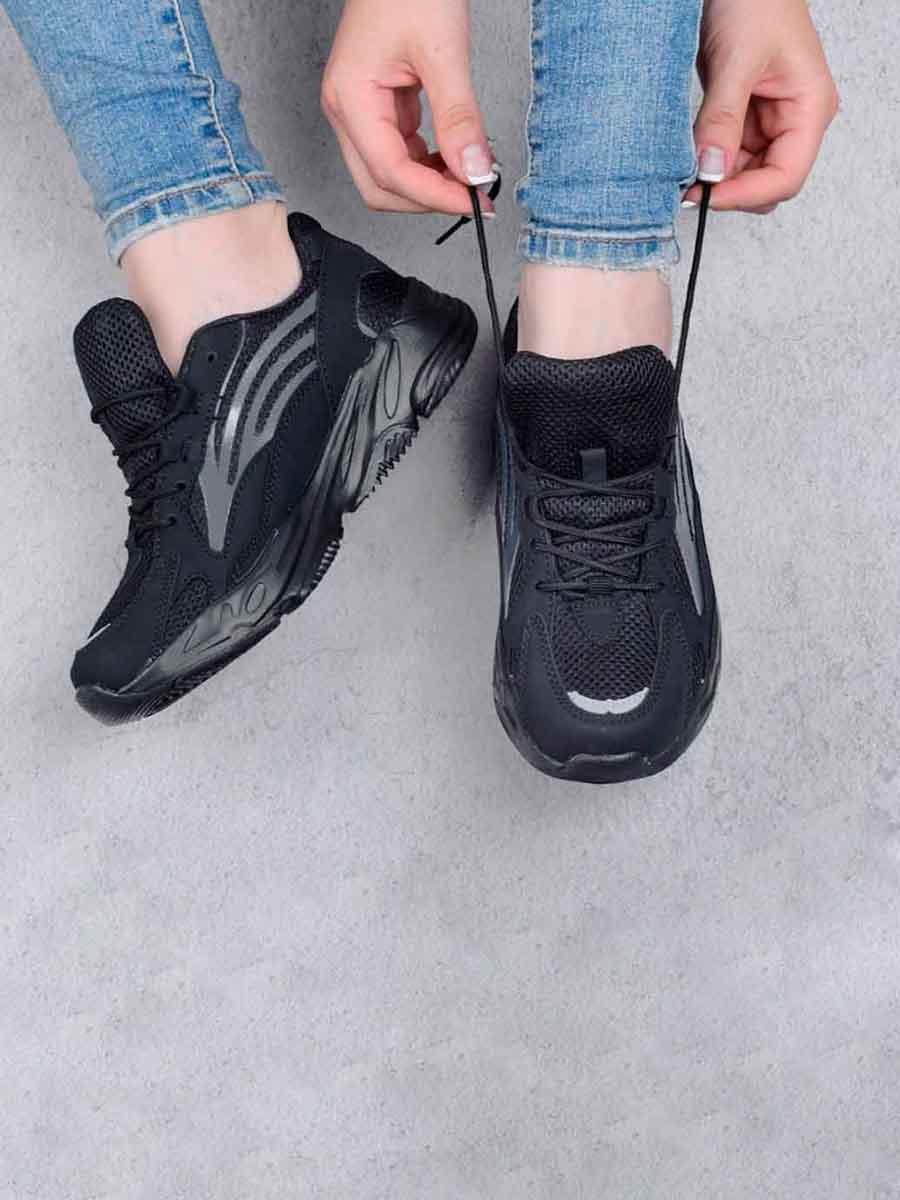 Кроссовки черные | 5644269