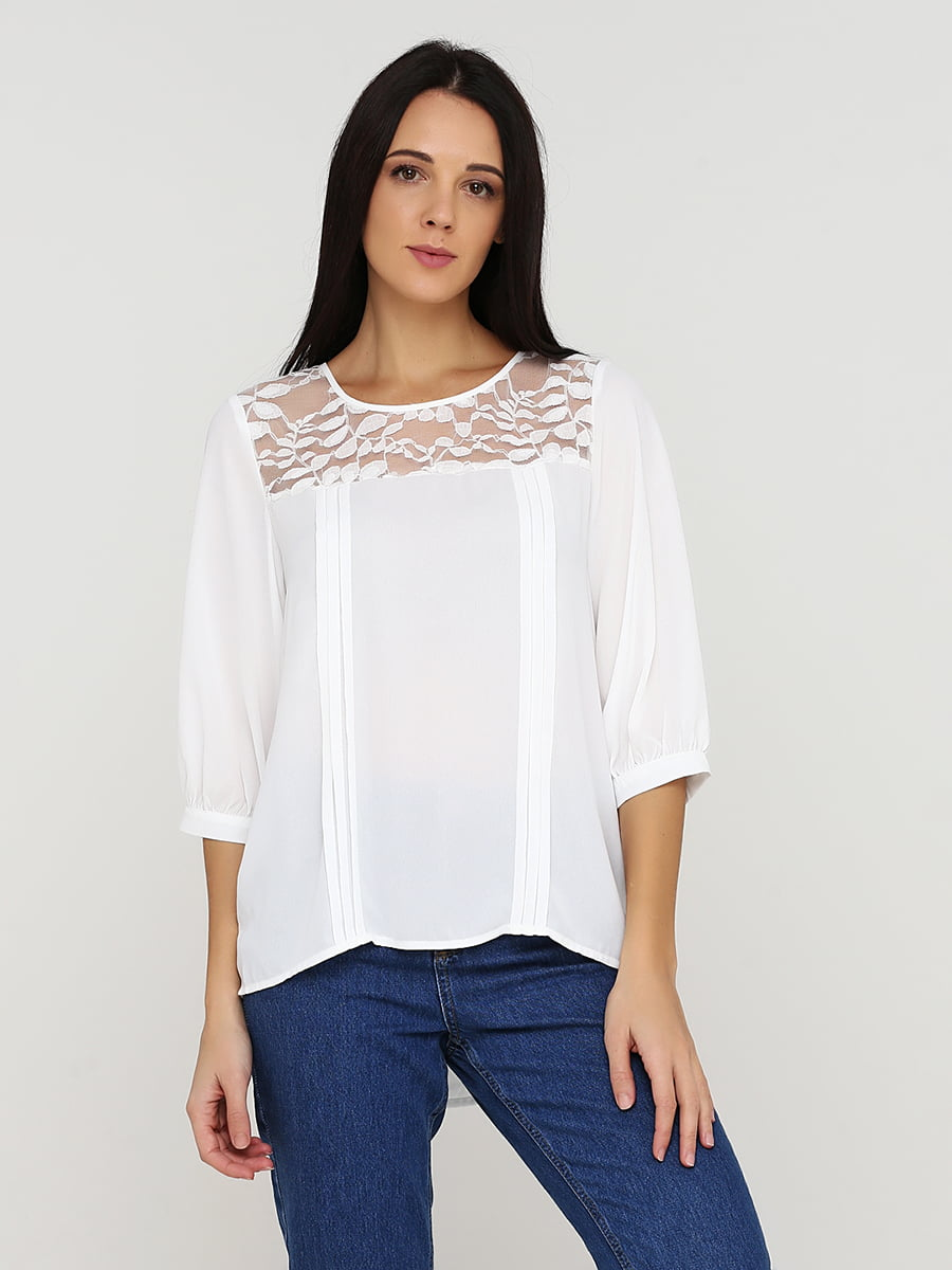 Блуза біла   5641589
