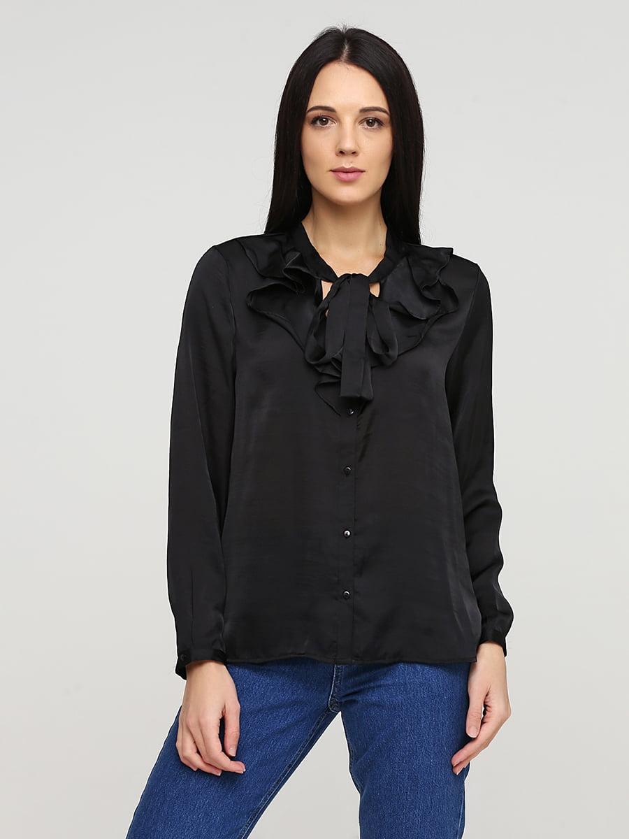 Блуза чорна | 5641590