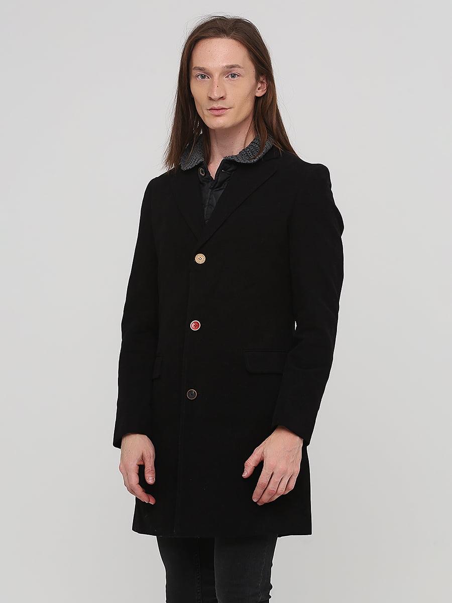 Пальто чорне   5641679