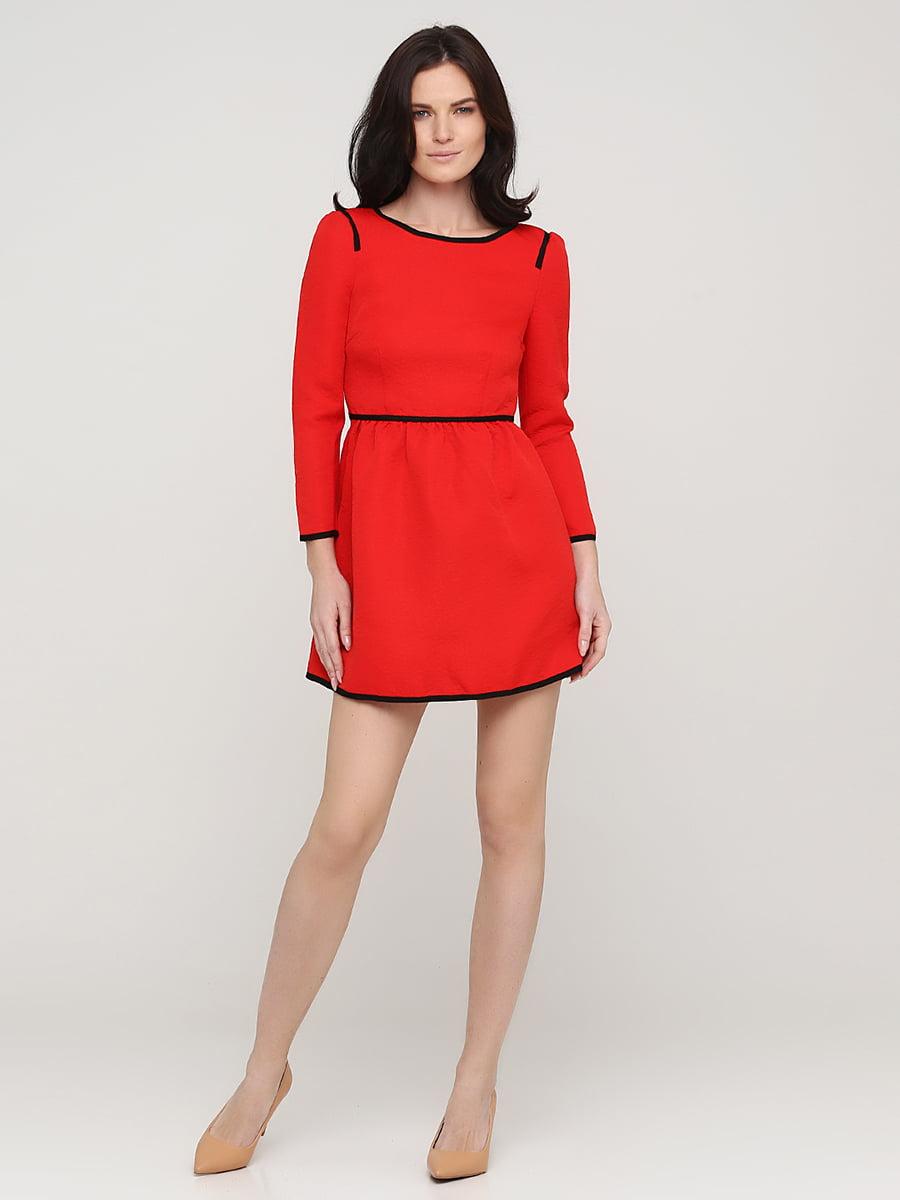 Сукня червона   5641715