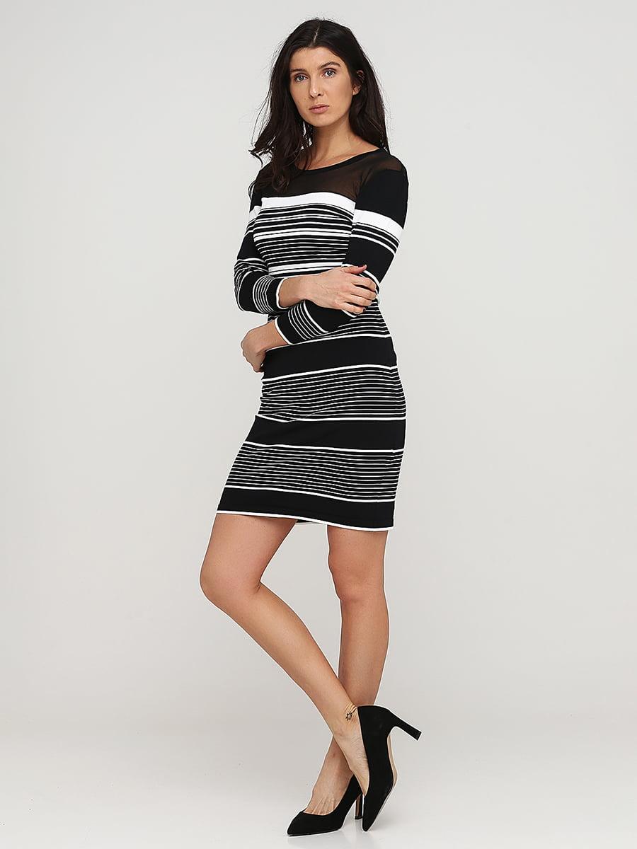 Платье в полоску   5641725