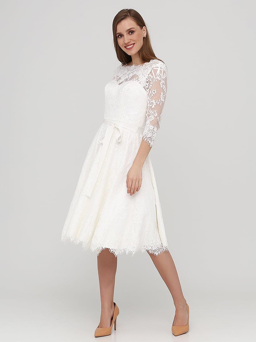 Платье белое | 5641750