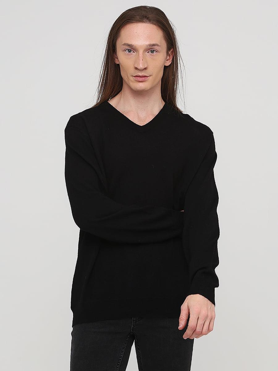 Пуловер чорний   5641769