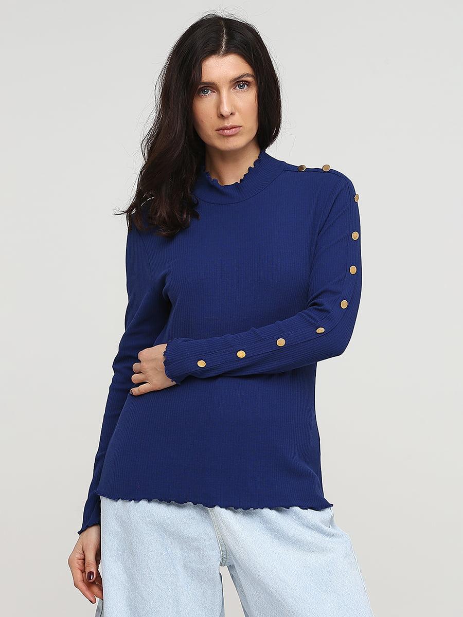 Пуловер цвета электрик | 5641782