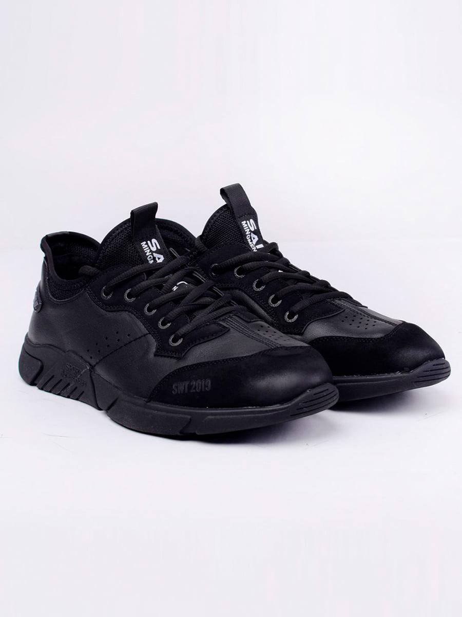 Кросівки чорні | 5644517