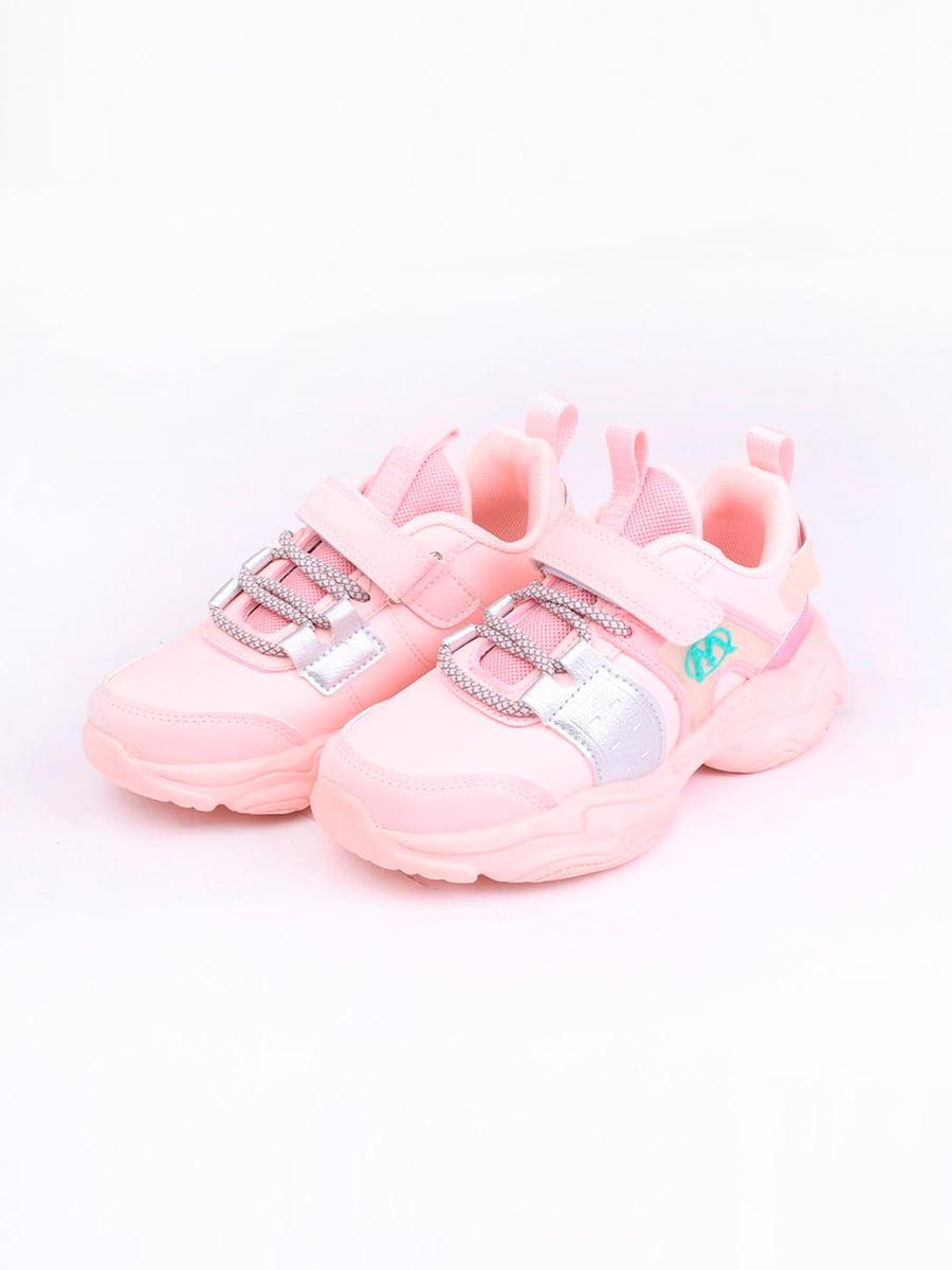 Кроссовки розовые   5644674