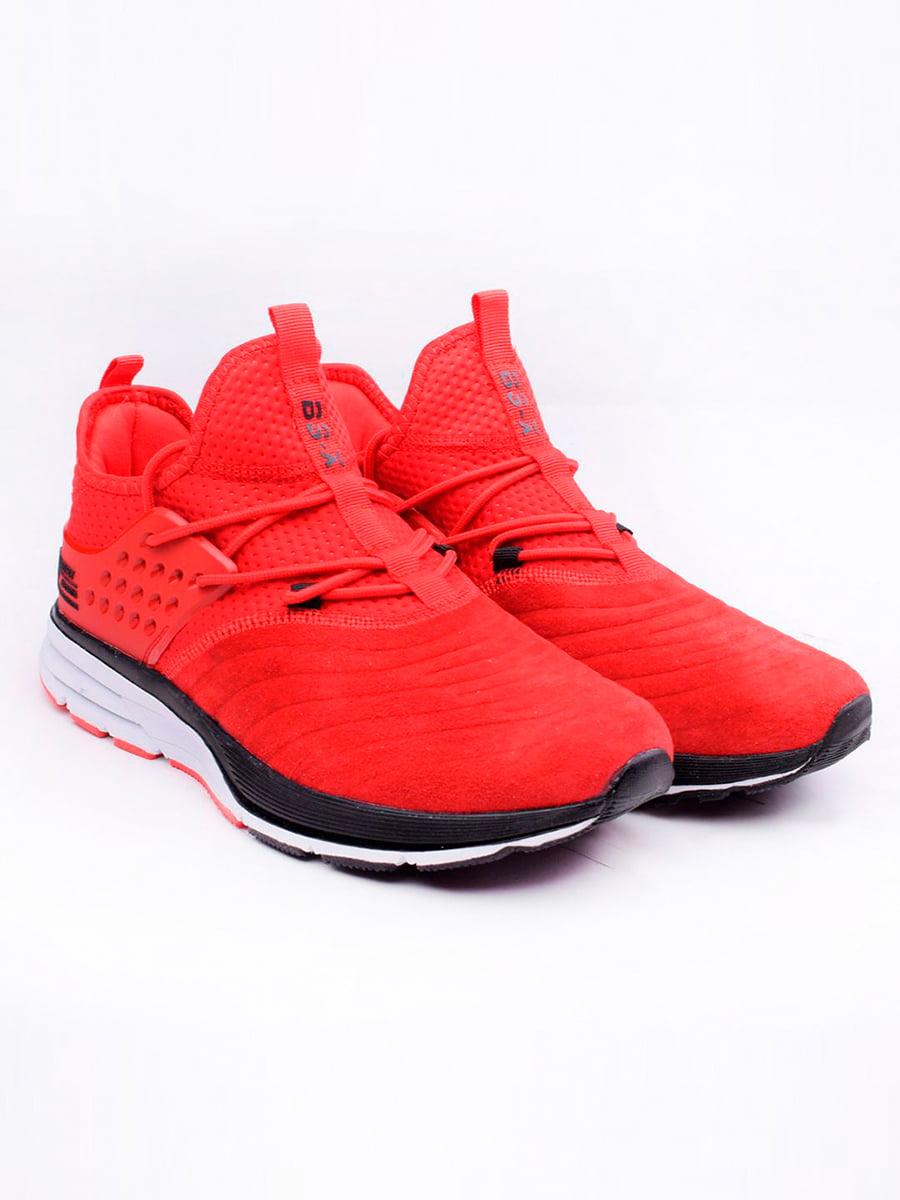 Кроссовки красные | 5644759