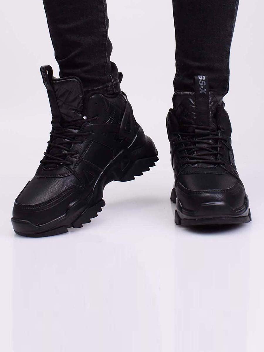 Кросівки чорні | 5645109