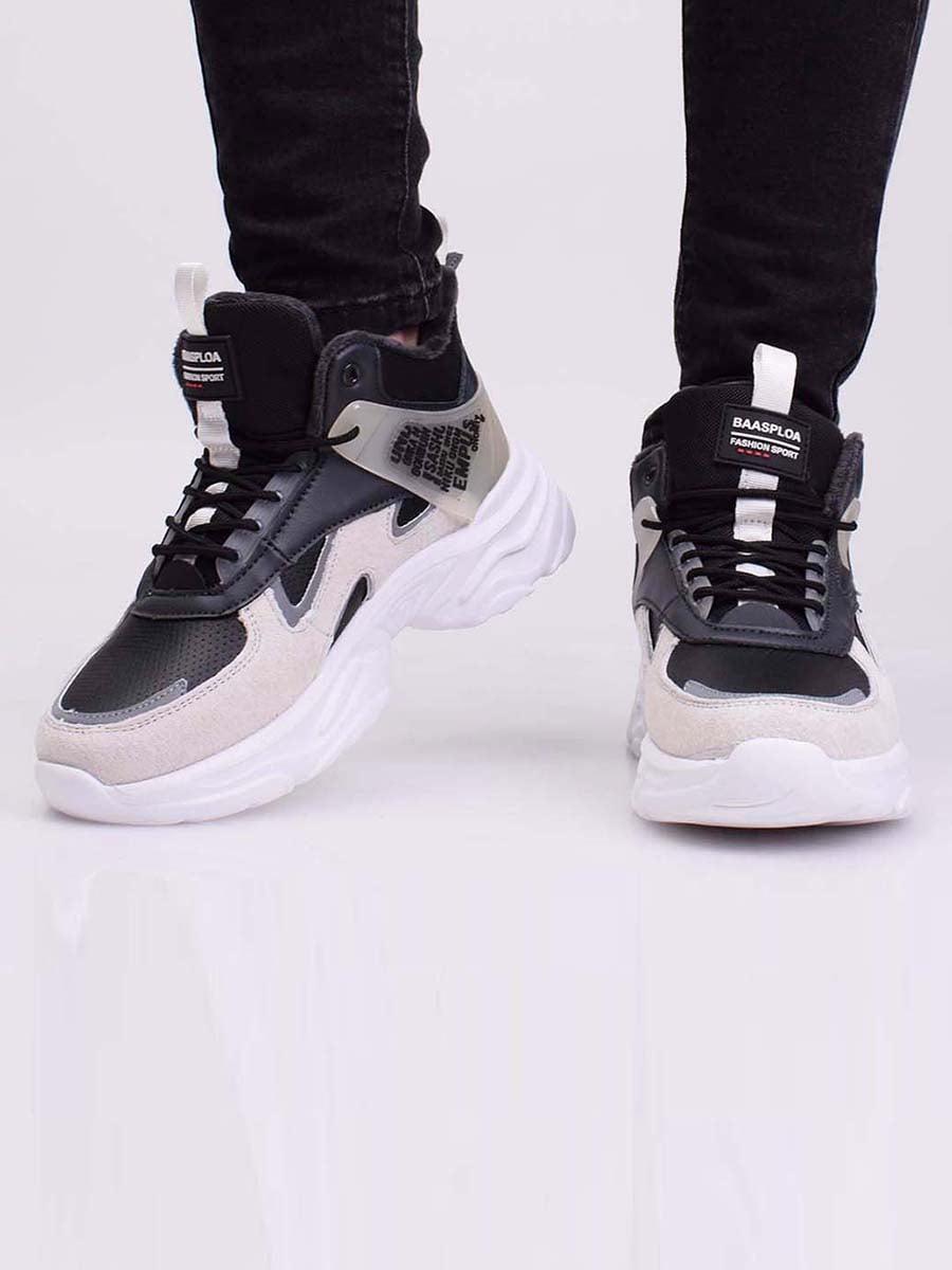 Кросівки чорні | 5645128