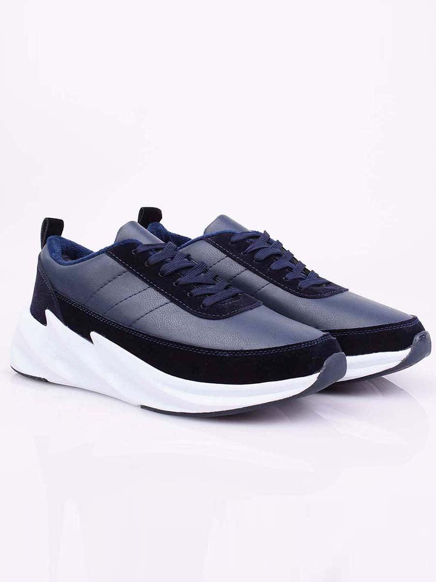 Кроссовки синие | 5645211