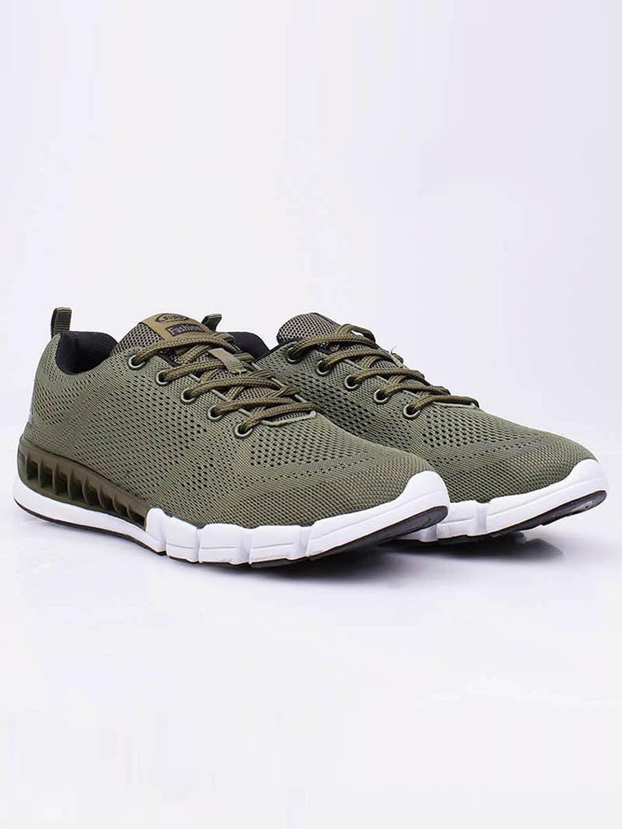 Кросівки кольору хакі | 5645265