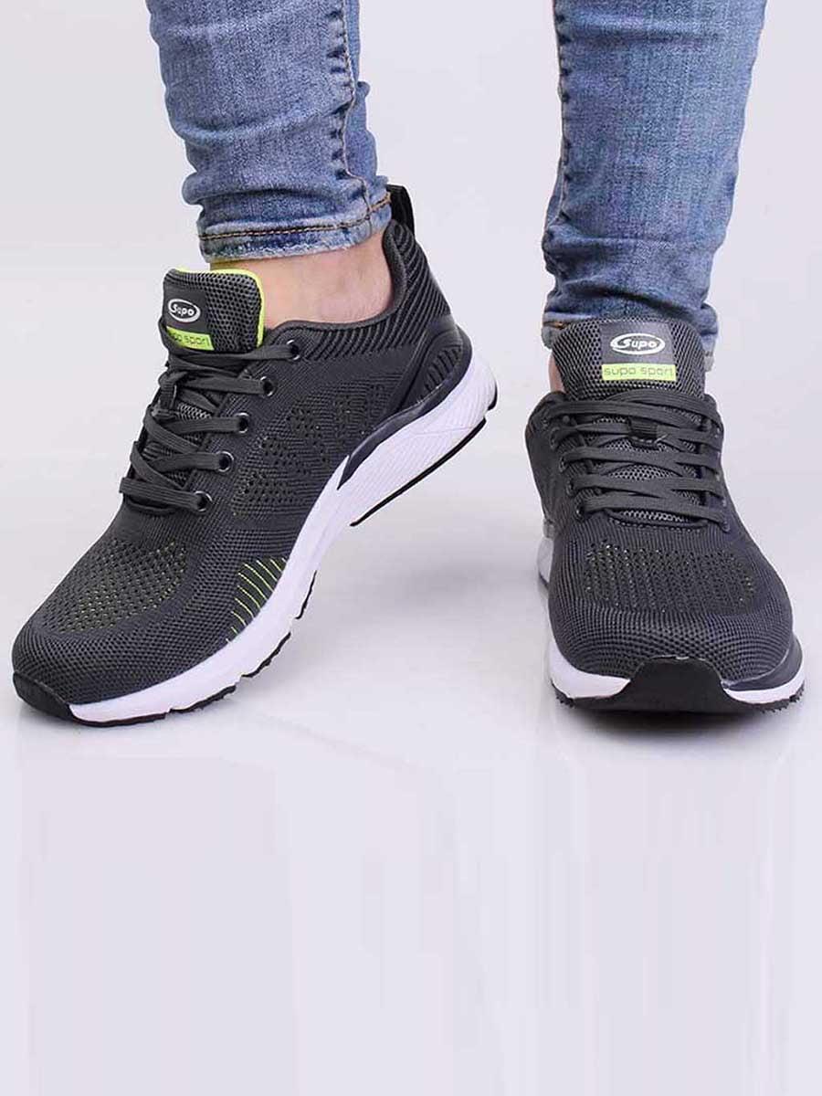 Кросівки сірі | 5645279