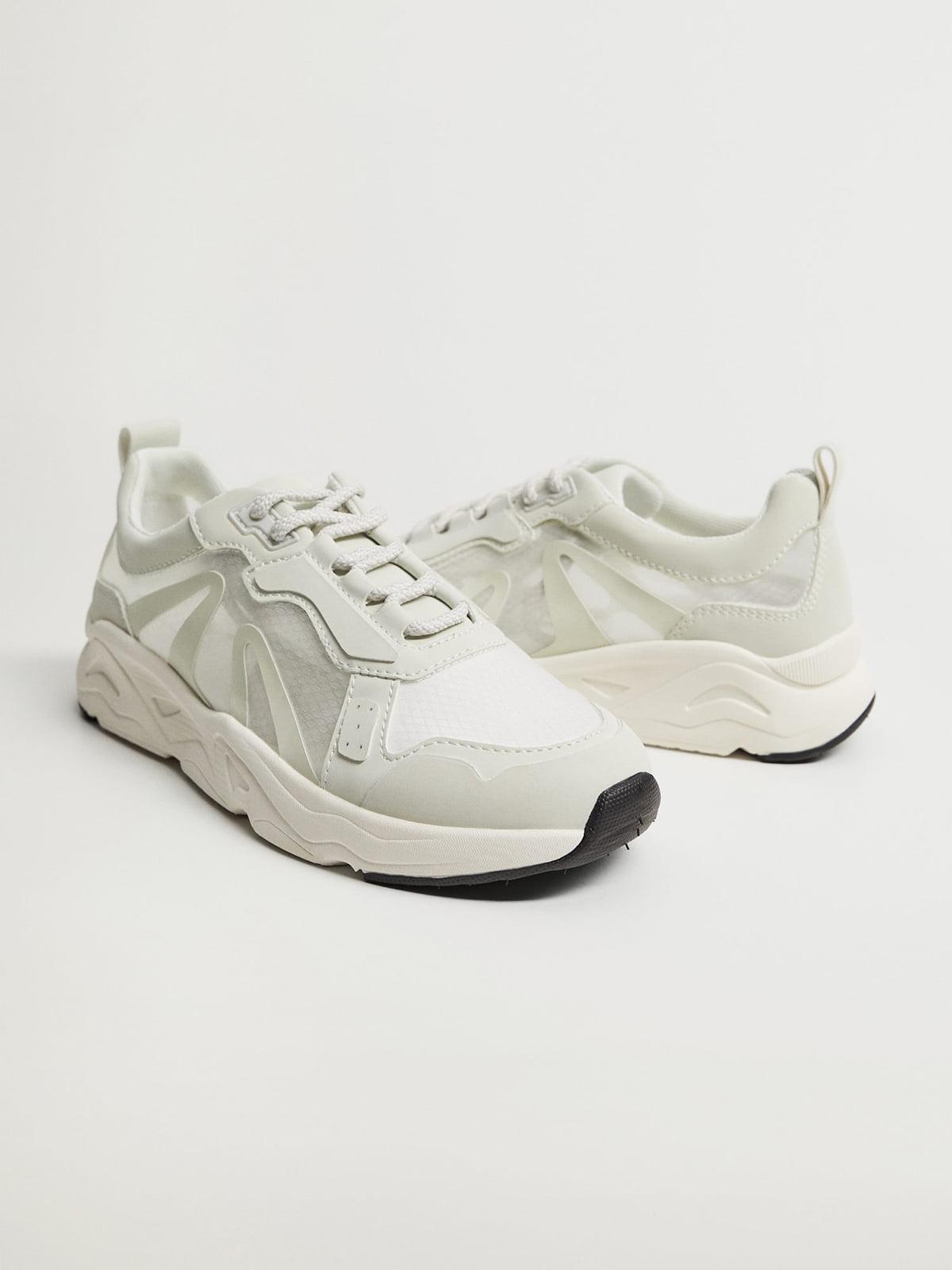 Кроссовки белые | 5646909