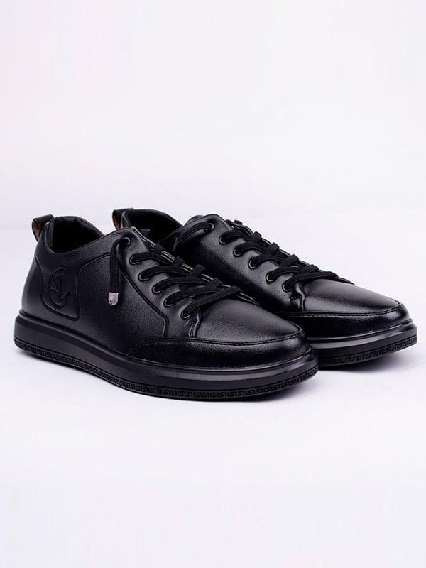 Туфли спортивные черные | 5649215