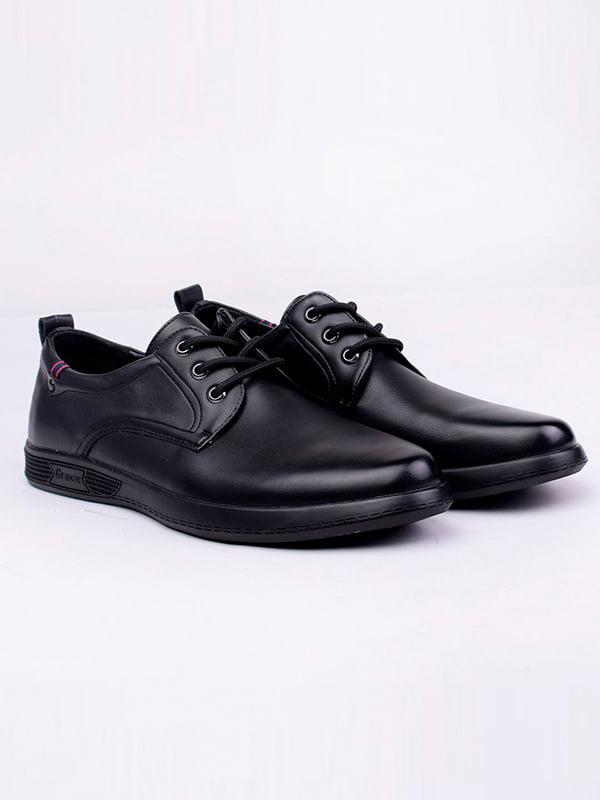 Туфли спортивные черные   5649218