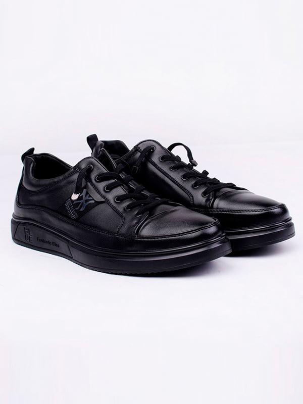 Туфли спортивные черные | 5649221