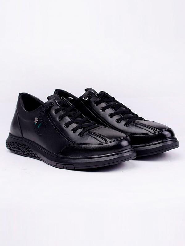 Туфли спортивные черные | 5649226