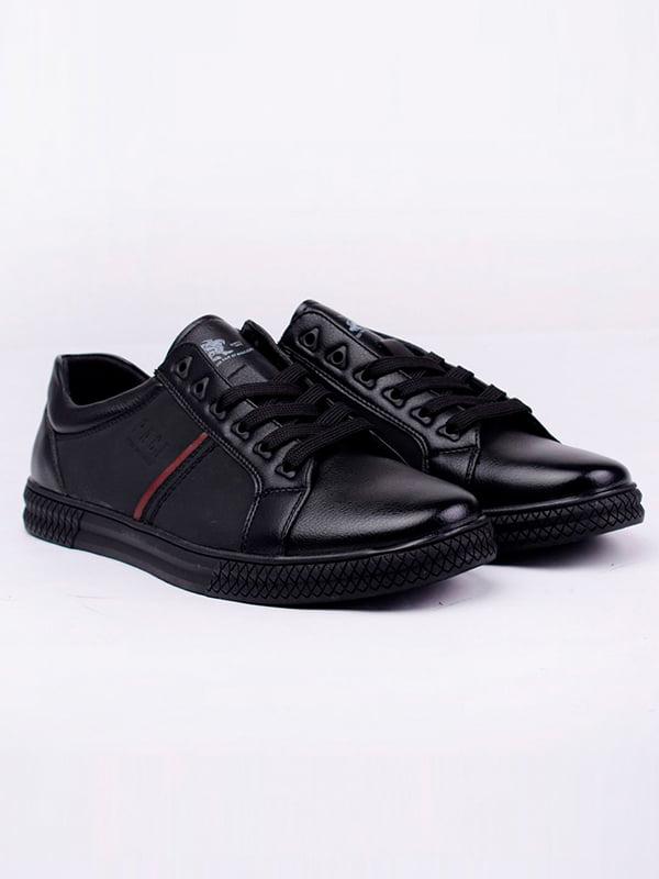Туфли спортивные черные | 5649228