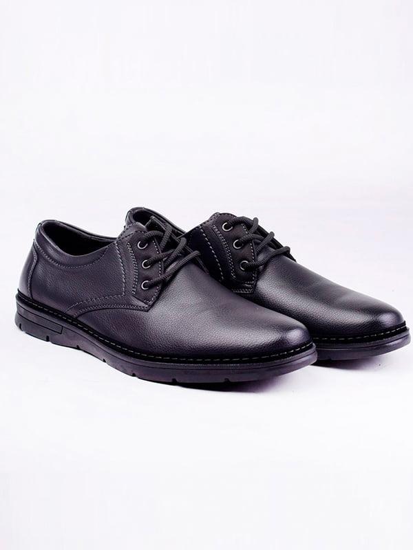 Туфли черные   5649293