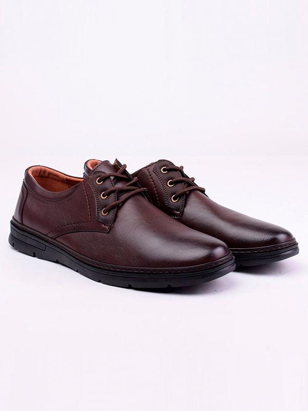 Туфли коричневого цвета | 5649294