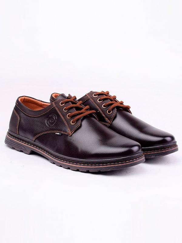 Туфли коричневого цвета | 5649332