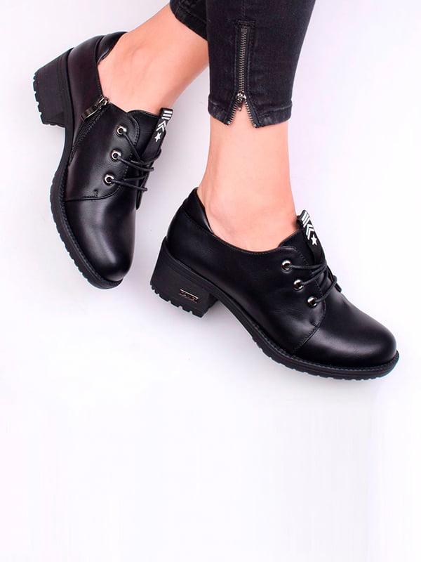 Туфли черные | 5649823