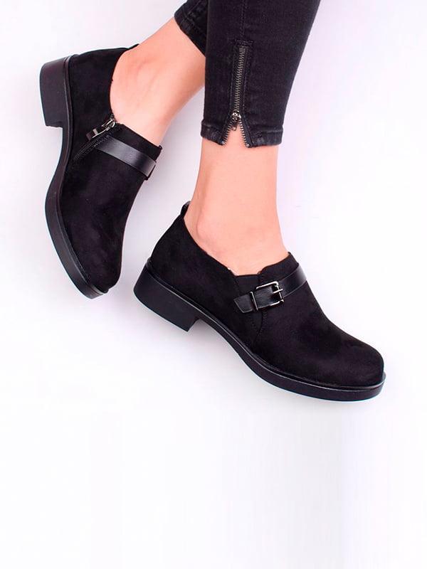 Туфли черные | 5649832