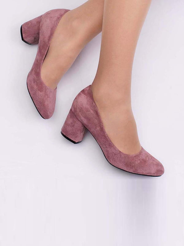 Туфли пурпурного цвета | 5649896
