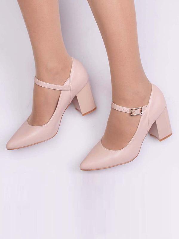 Туфли бежевого цвета | 5649898