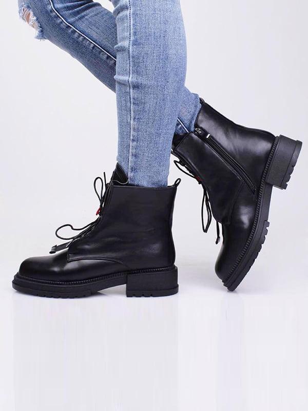 Ботинки черные | 5649952
