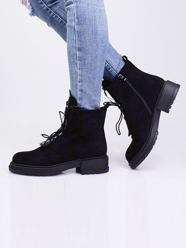 Ботинки черные | 5649953