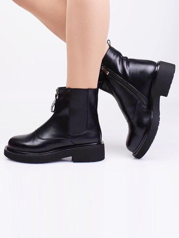 Ботинки черные | 5650093