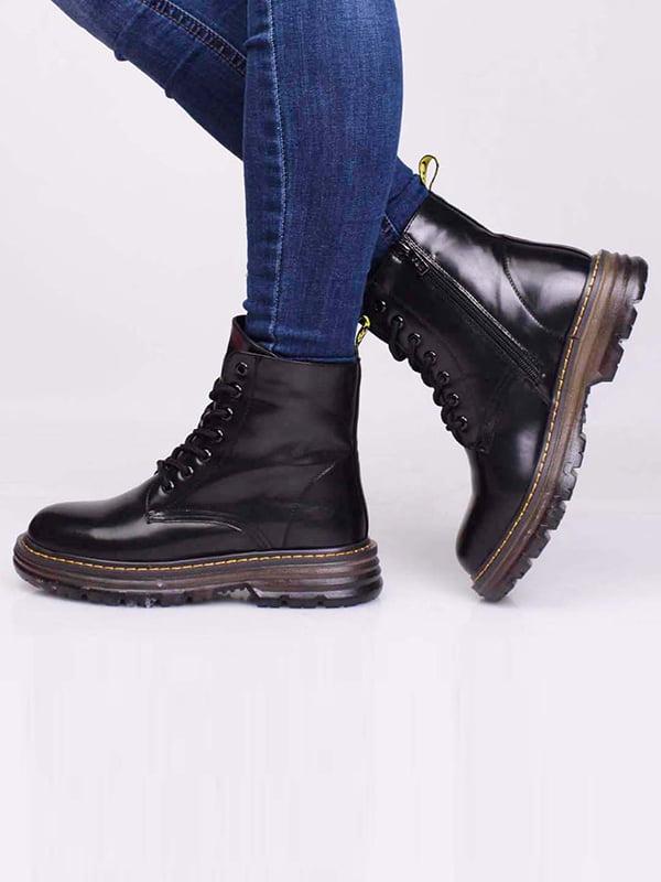 Ботинки черные   5650160