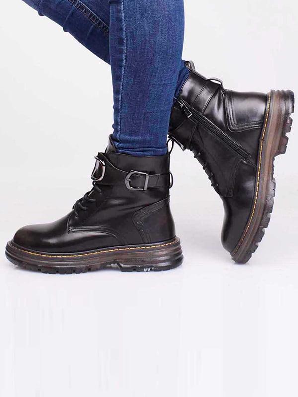 Ботинки коричневого цвета | 5650182