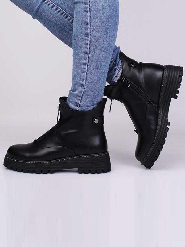 Ботинки черные | 5650233