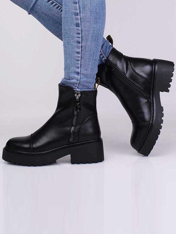 Ботинки черные | 5650257