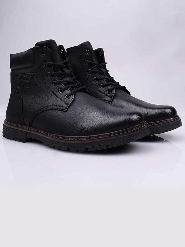 Ботинки черные   5650299